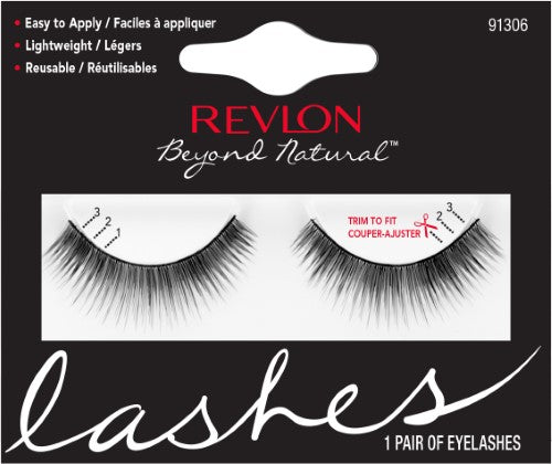 Revlon Beyond Natural Single Pair Lashes Volumizing (91306)