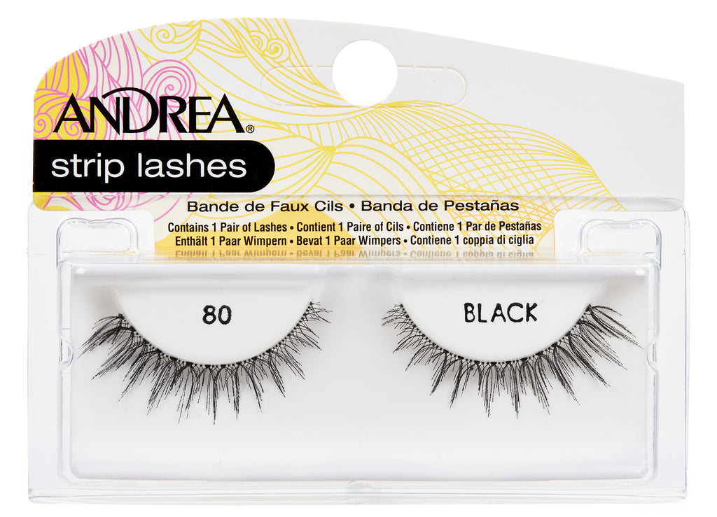 Andrea ModLash Strip Lash #80