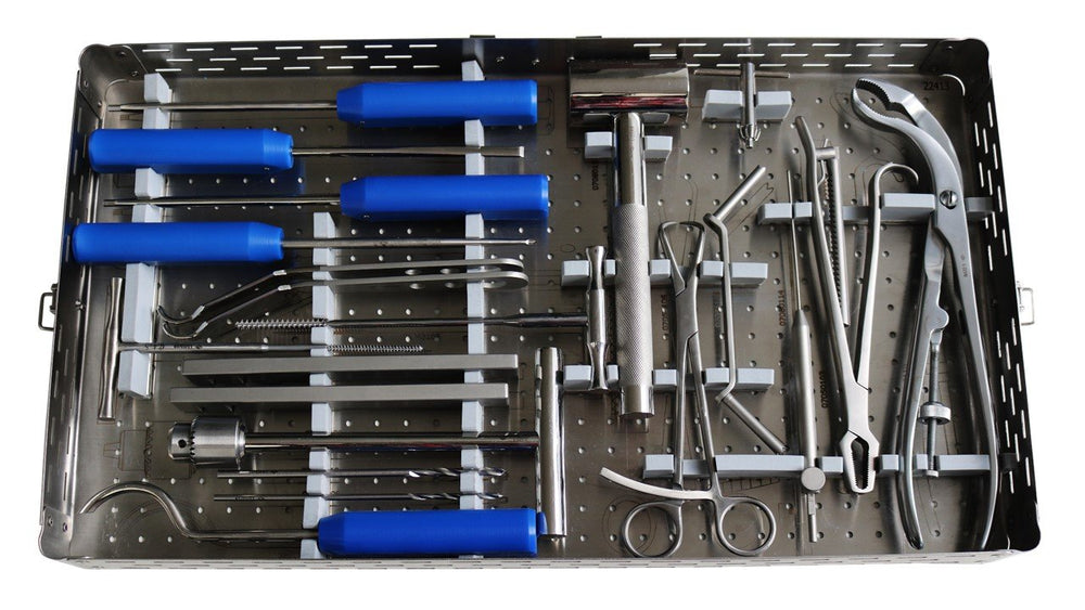LARGE FRAGMENTS PLATES INSTRUMENTS KIT