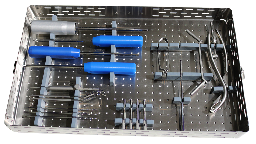 LOCKING 3.5MM PLATES INSTRUMENTS KIT
