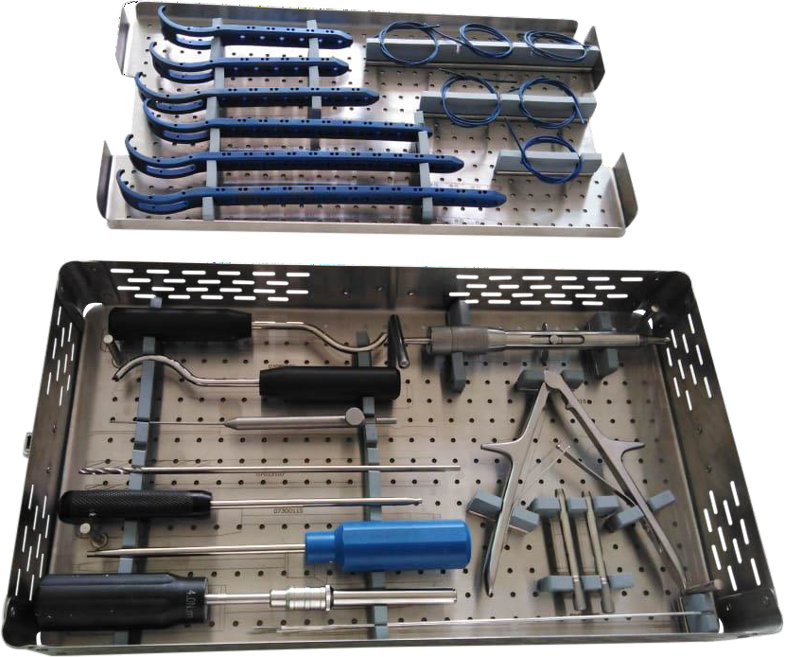 FEMORAL PLATE INSTRUMENTS KIT