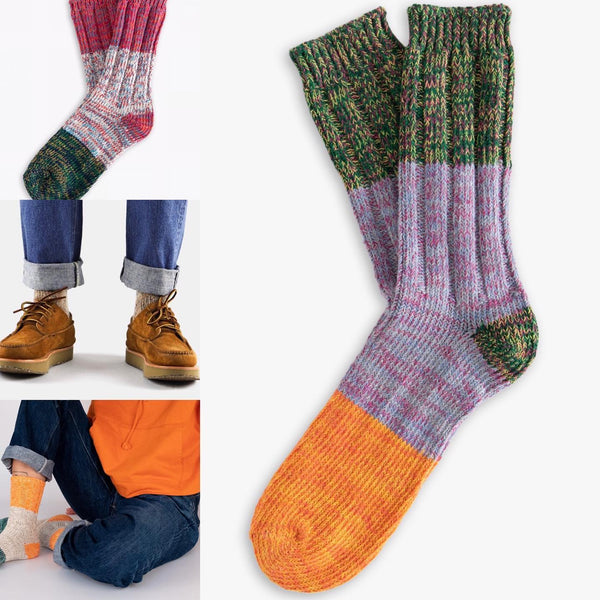 Thunders Love Socks - Great Colours and Recycled Cotton - What a Pair!