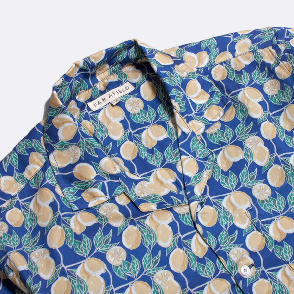 Cotton Lemons Shirt