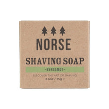 Load image into Gallery viewer, Norse Lifestyle Shaving Soap in Bergamot