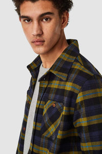 Juntoku Brushed Check Shirt