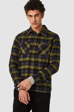Load image into Gallery viewer, Juntoku Brushed Check Shirt