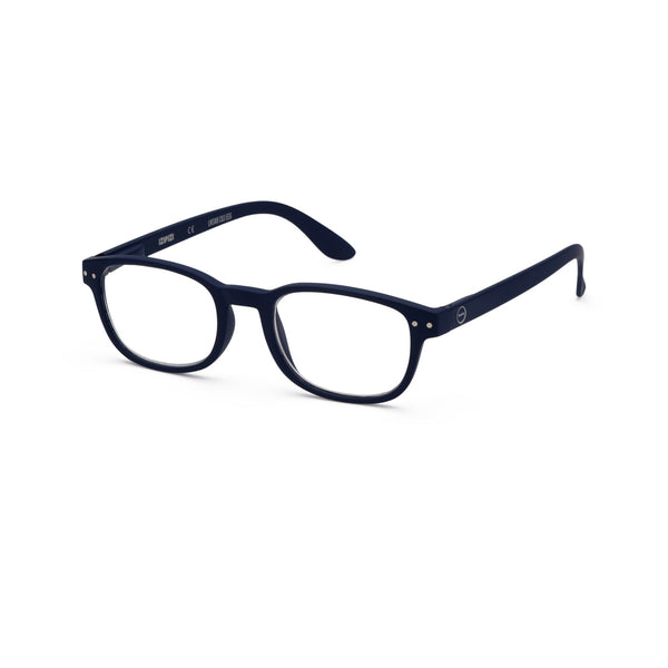 Reading Glasses Model B in Navy Blue
