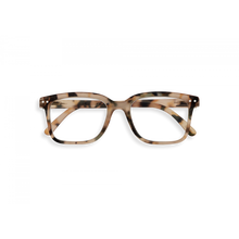 Load image into Gallery viewer, Izipizi Reading Glasses Model L in Light Tortoise