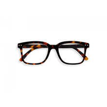 Load image into Gallery viewer, Izipizi Reading Glasses Model L in Tortoise