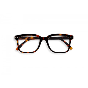 Izipizi Reading Glasses Model L in Tortoise