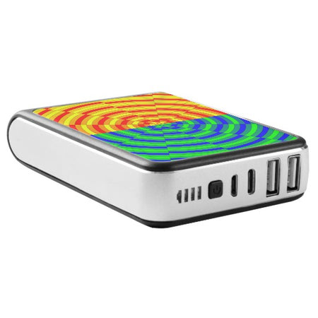 Digital Sunrise Power Bank