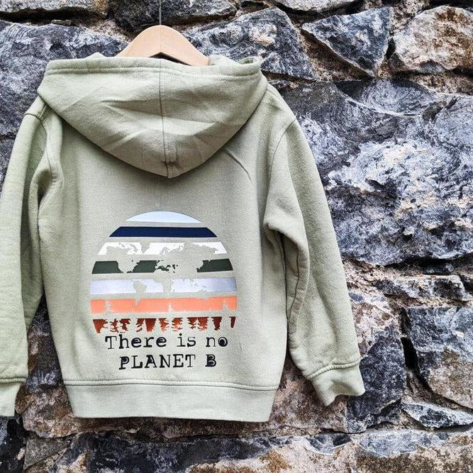 THERE'S NO PLANET B HOODY