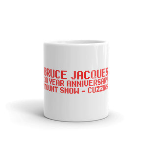 Bruce Jacques Mount Snow 30th Anniversary Mug