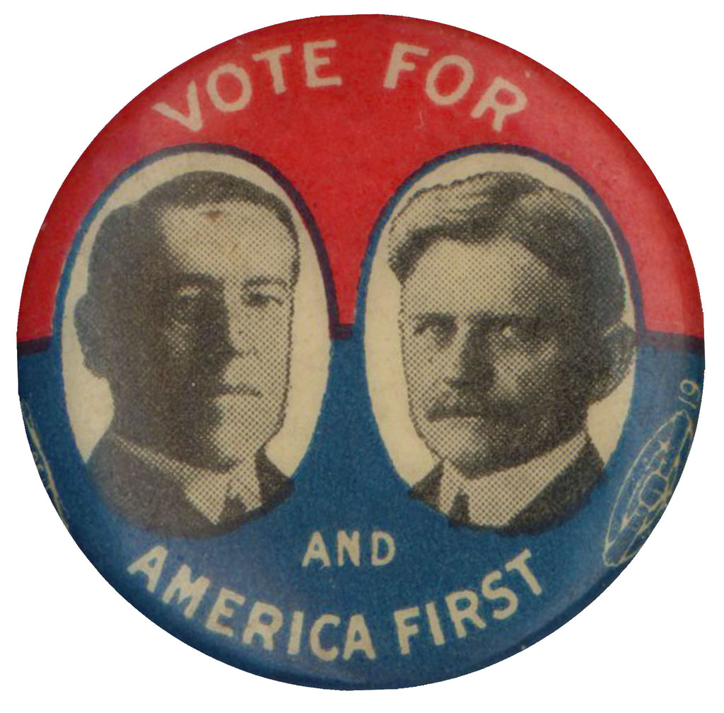 VOTE FOR (Wilson & Marshall) AND AMERICA FIRST