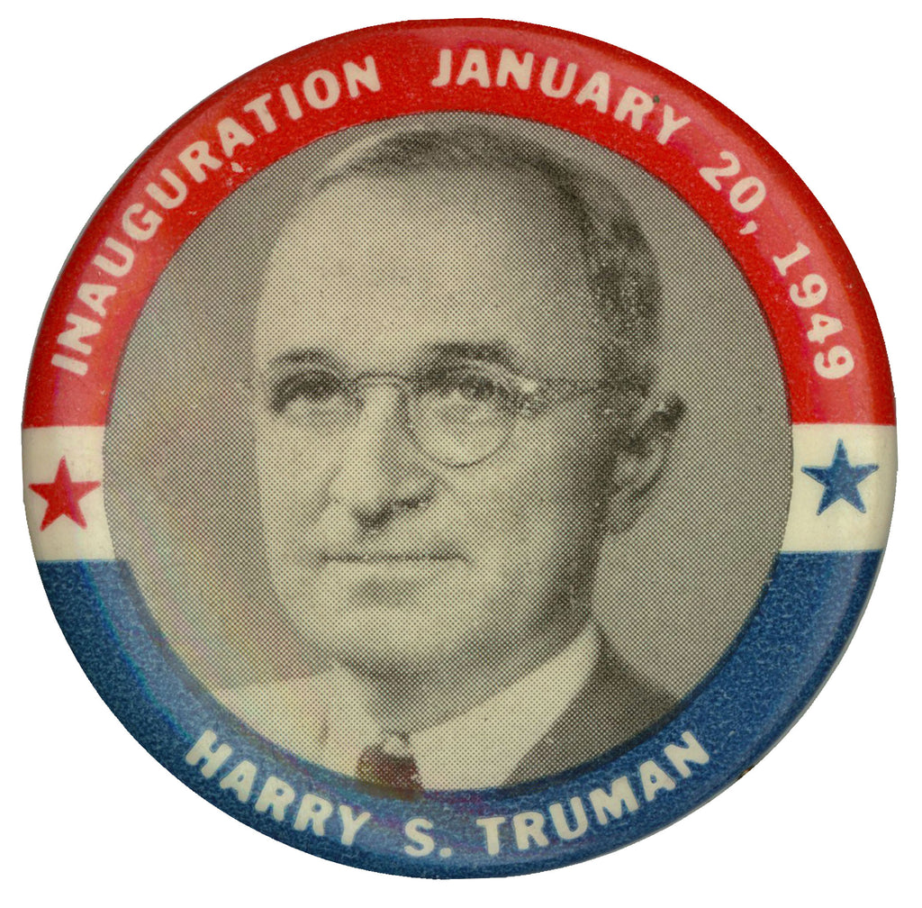 INAUGURATION JANUARY 20, 1949 HARRY S. TRUMAN