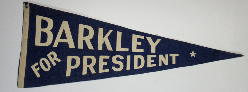 BARKLEY FOR PRESIDENT