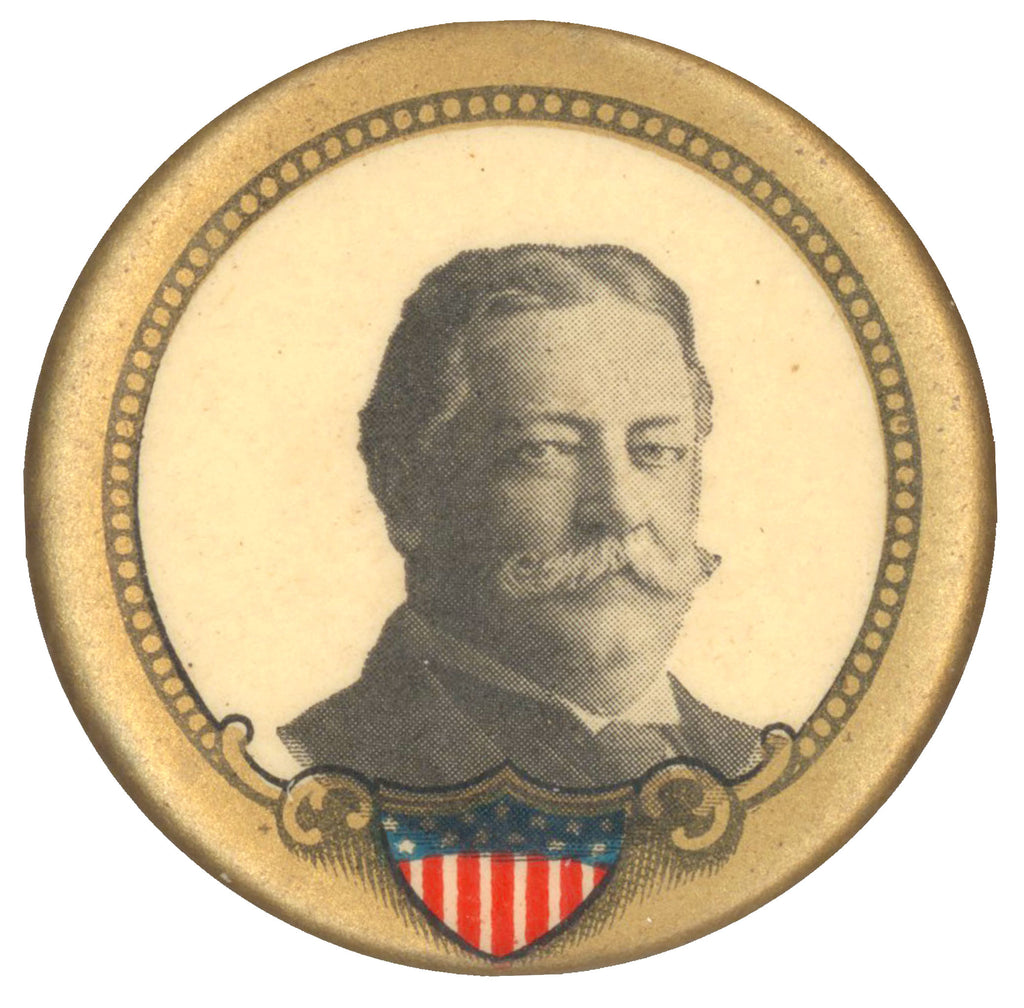 (William Howard Taft) 1 1/4""