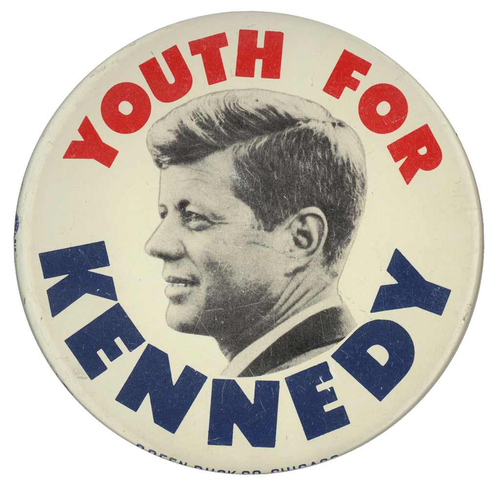YOUTH FOR KENNEDY