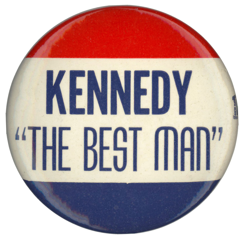 "KENNEDY ""THE BEST MAN"""