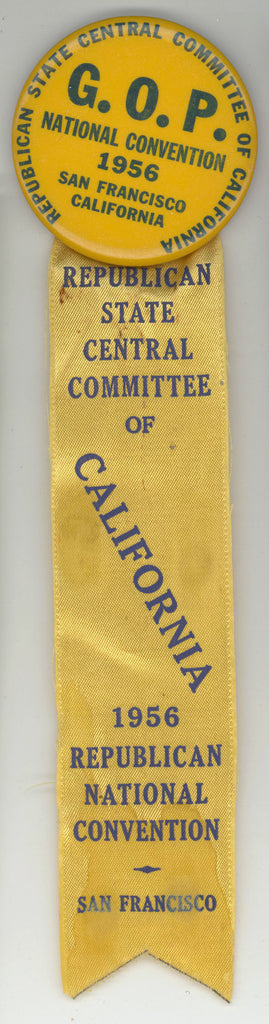 G.O.P. NATIONAL CONVENTION 1956 SAN FRANCISCO ...