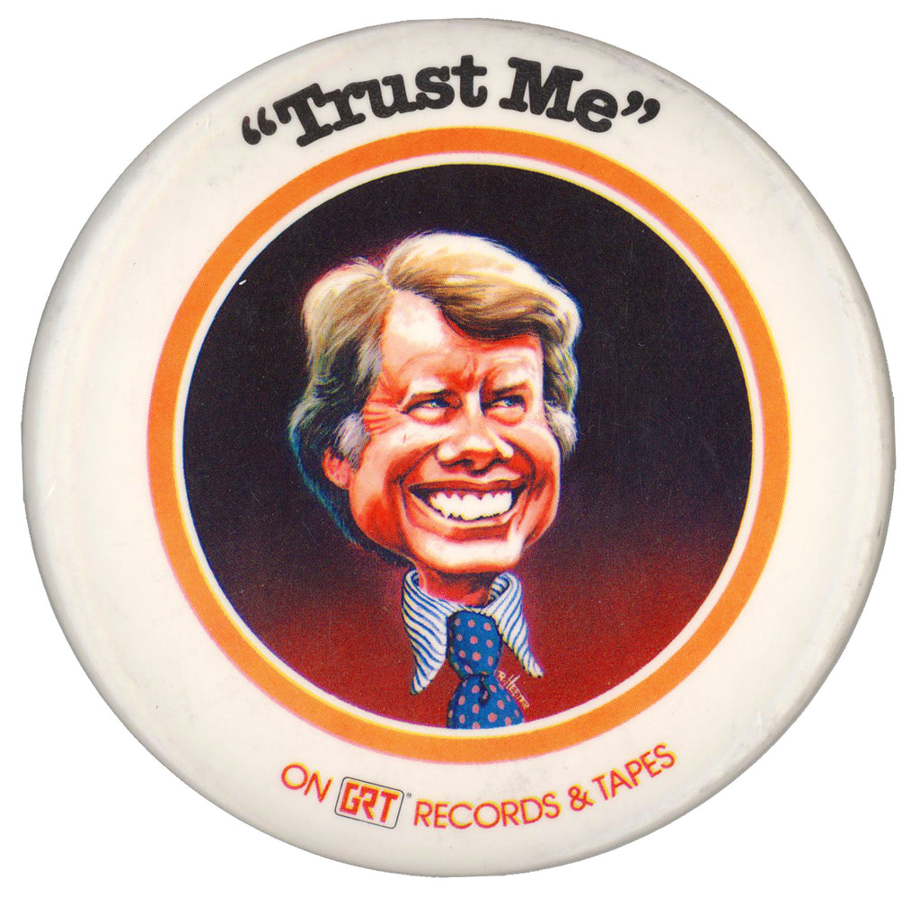 """Trust Me"" (Jimmy Carter) ON GRT RECORDS & TAPES"