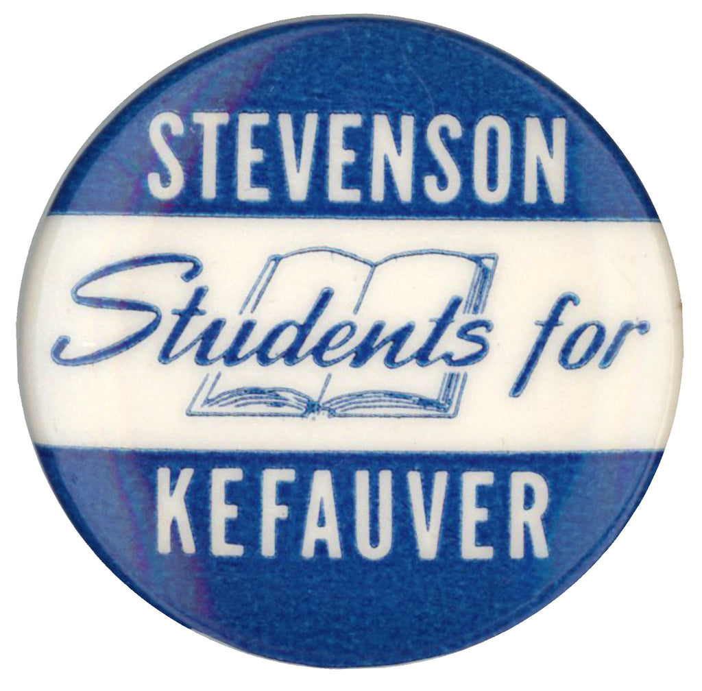 Students for STEVENSON KEFAUVER