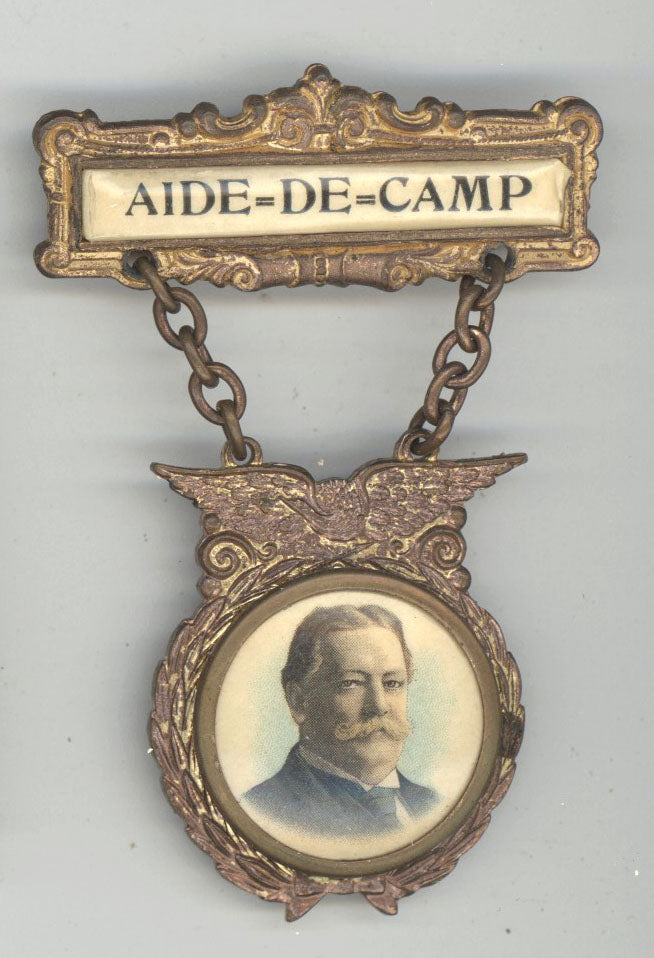 AIDE=DE=CAMP (William Howard Taft)