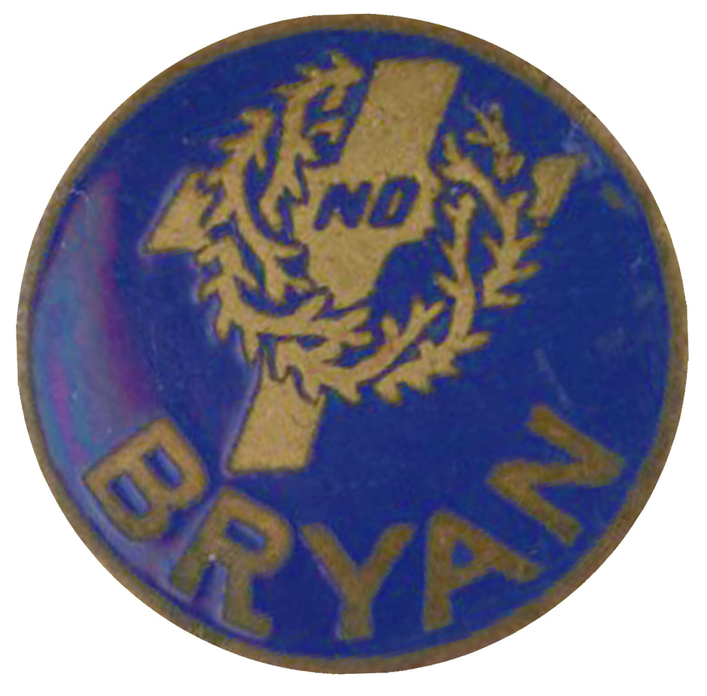NO (Cross of Gold / Crown of Thorns)  BRYAN