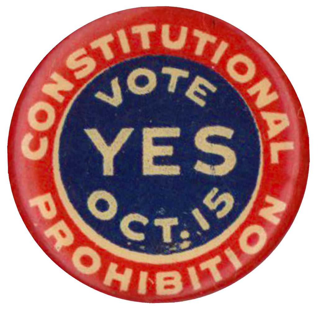 CONSTITUTIONAL PROHIBITION VOTE YES OCT. 15