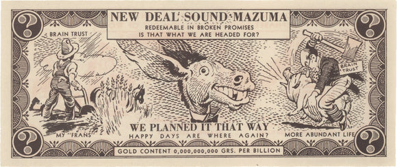 NEW DEAL SOUND MAZUMA