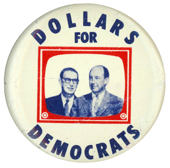 DOLLARS FOR DEMOCRATS (Stevenson & Kefauver)