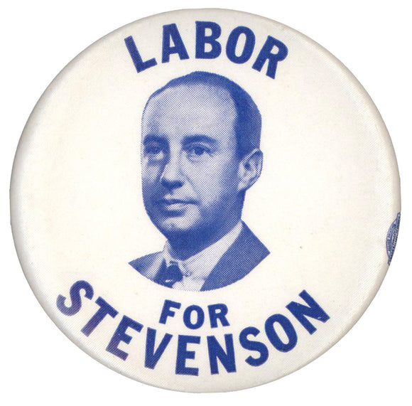LABOR FOR STEVENSON