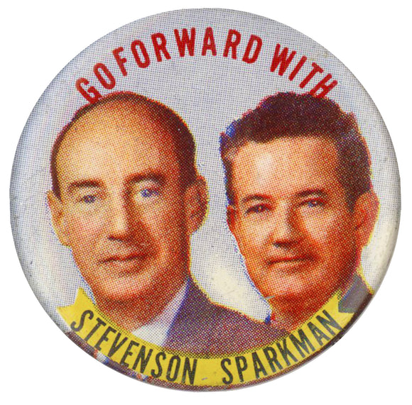 GO FORWARD WITH STEVENSON SPARKMAN
