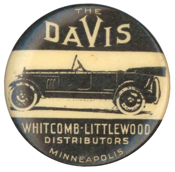THE DAVIS  WHITCOMB-LITTLEWOOD DISTRIBUTORS MINNEAPOLIS