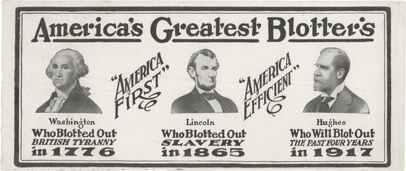 America's Greatest Blotters