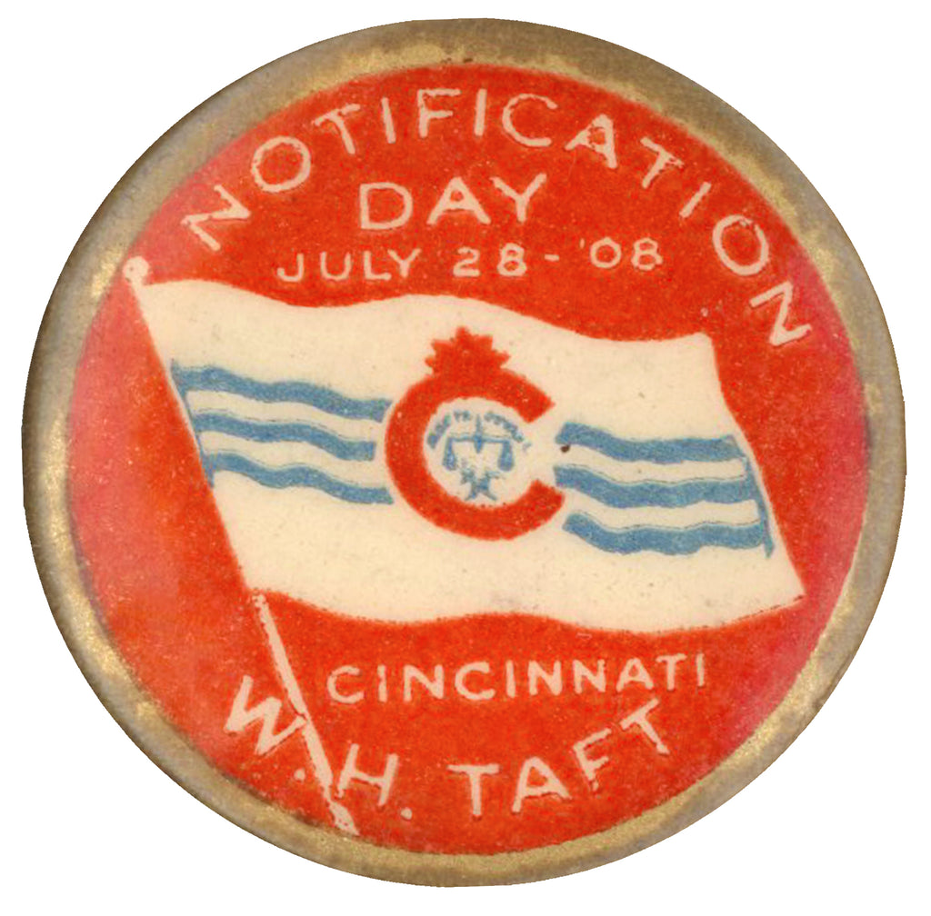 NOTIFICATION DAY JULY 28 - 08 CINCINNATI W.H. TAFT