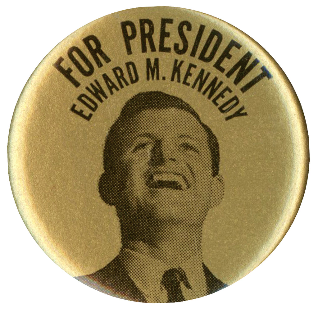 FOR PRESIDENT EDWARD M. KENNEDY (1968)