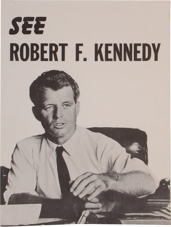 SEE ROBERT F. KENNEDY