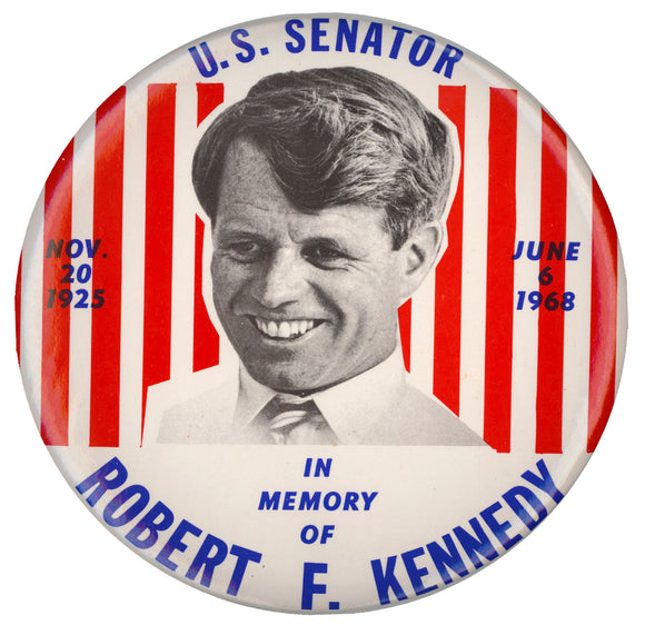 U.S. SENATOR  IN MEMORY OF ROBERT F. KENNEDY (6