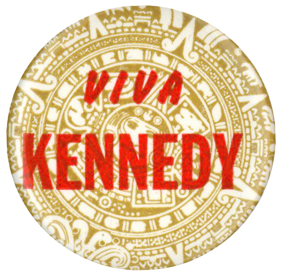 VIVA KENNEDY (gold background)