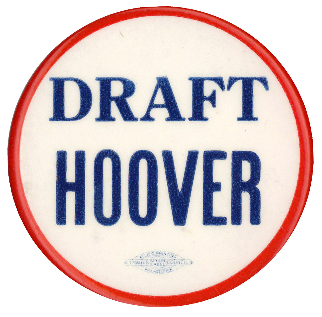 DRAFT HOOVER