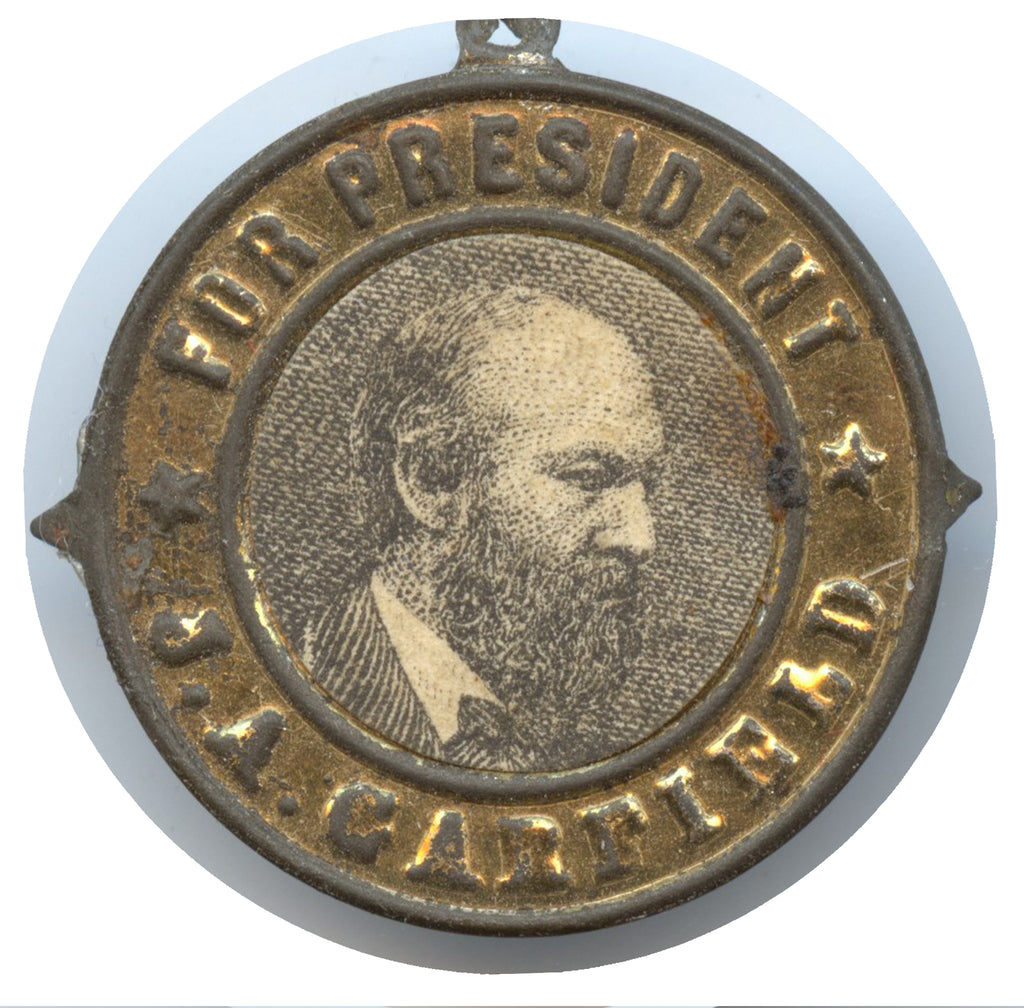 FOR PRESIDENT J.A. GARFIELD