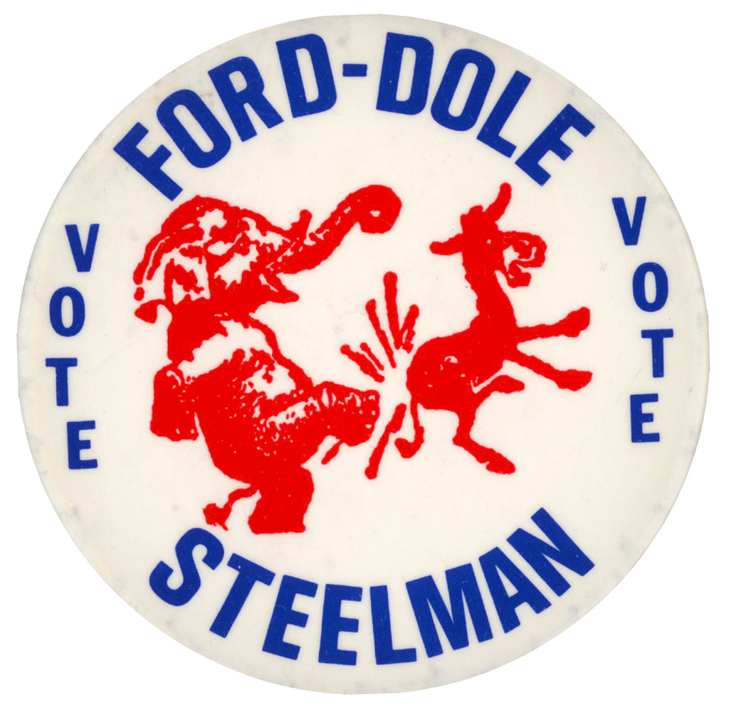 VOTE FORD-DOLE VOTE STEELMAN