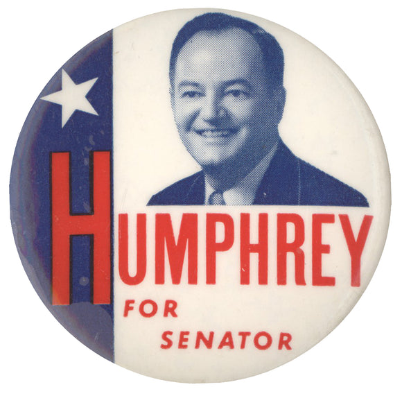 HUMPHREY FOR SENATOR