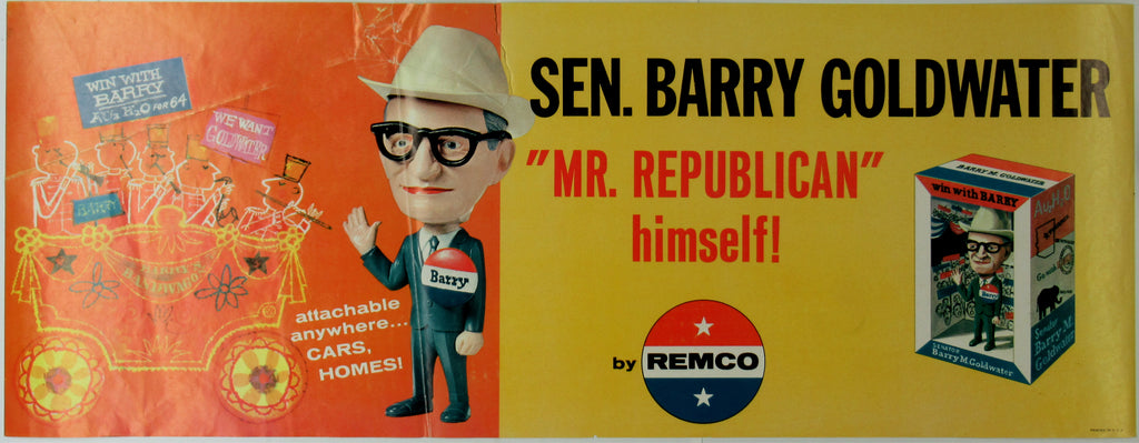 "SEN. BARRY GOLDWATER  ""MR. REPUBLICAN"" himself!"
