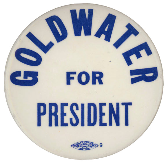 GOLDWATER FOR PRESIDENT  (3