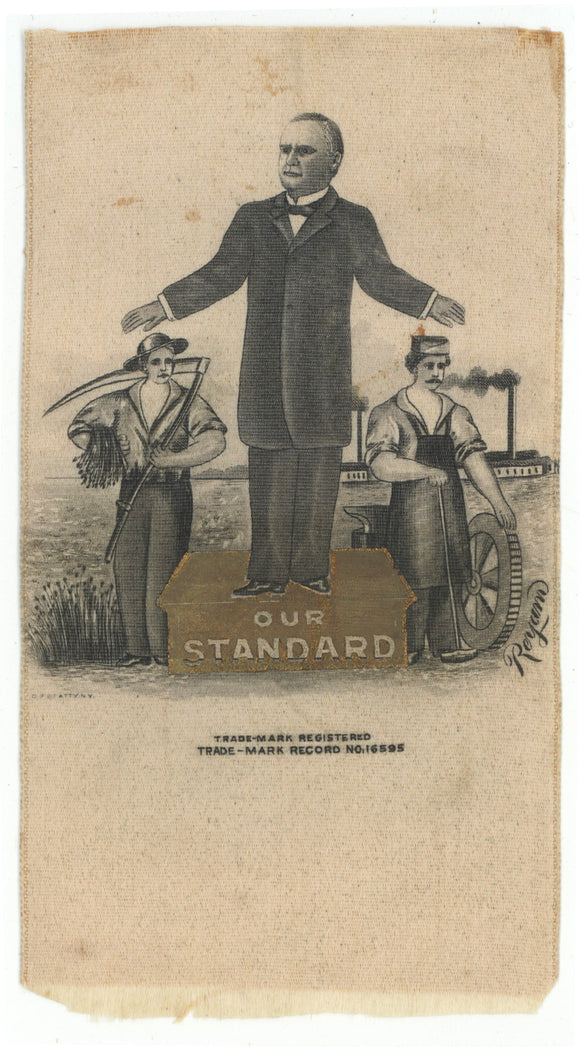 OUR STANDARD  (William McKinley)