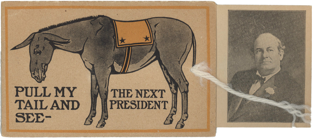 PULL MY TAIL AND SEE - THE NEXT PRESIDENT (Bryan)