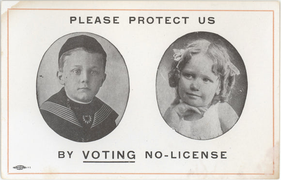 PLEASE PROTECT US  BY VOTING NO-LICENSE