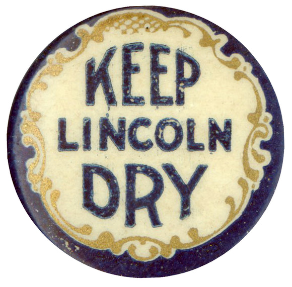 KEEP LINCOLN DRY